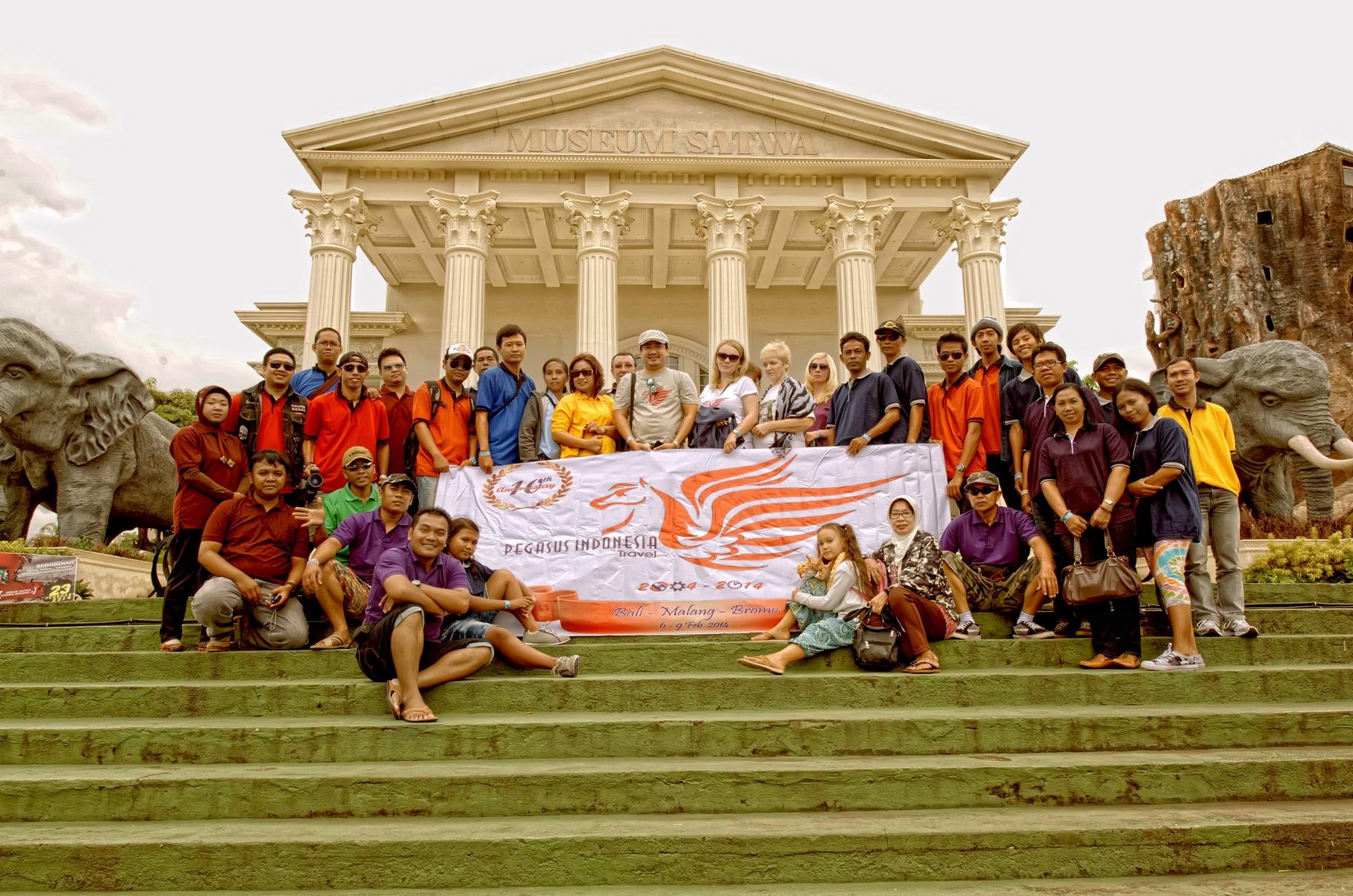Pegasus Indonesia Travel